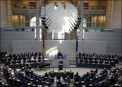 German-Parliament