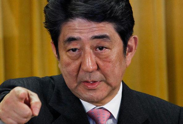 Abe-Prime-Minister-Shinzo
