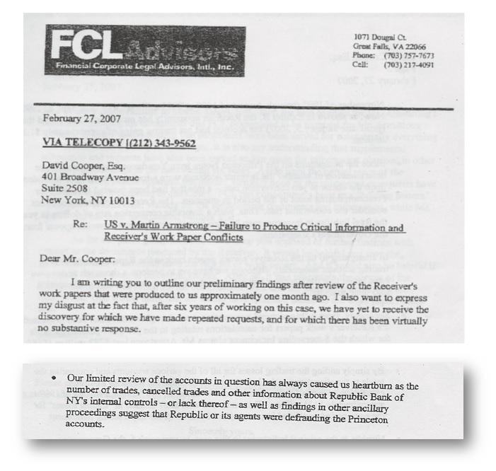 FCI- Letter 2007