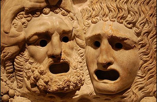 Resultado de imagen de greek tragedy