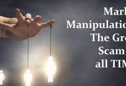 Manipulation-Markets