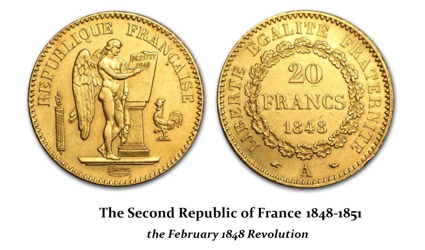 1848 Second Republic