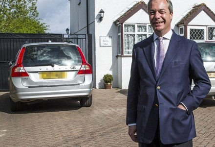Farage-Car