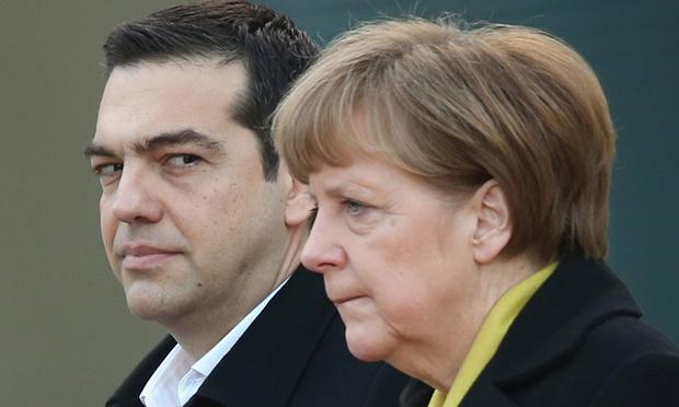 Leaders-Merkel