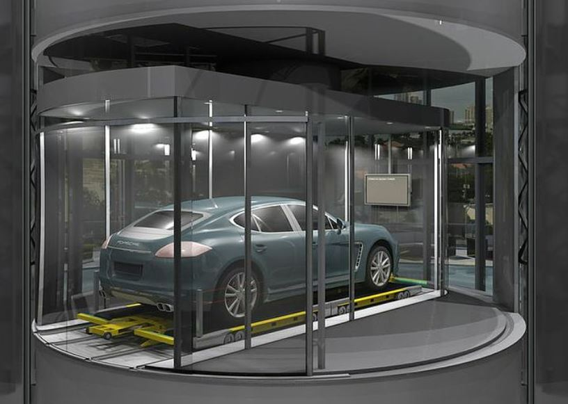 Porsche Building-2