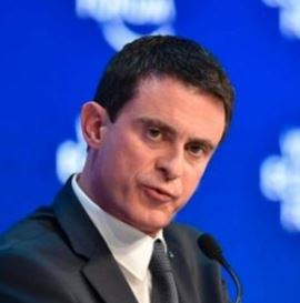 Valls Manuel Prime Minister