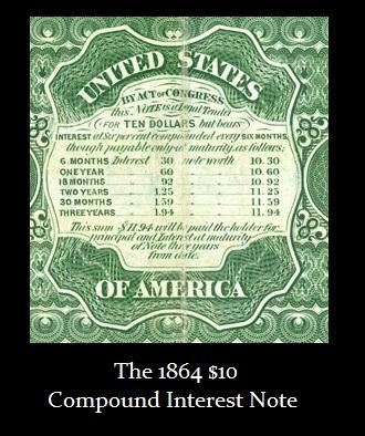 1864$10CompoundInt - Table