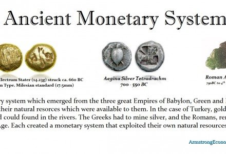 ANCIENT MONETARY SYSTEMS
