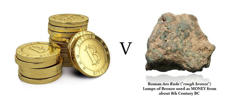 BitCoin-v-Bronze