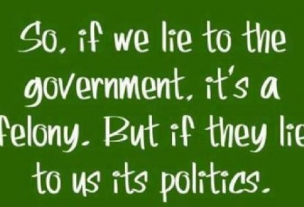 Government-Lies