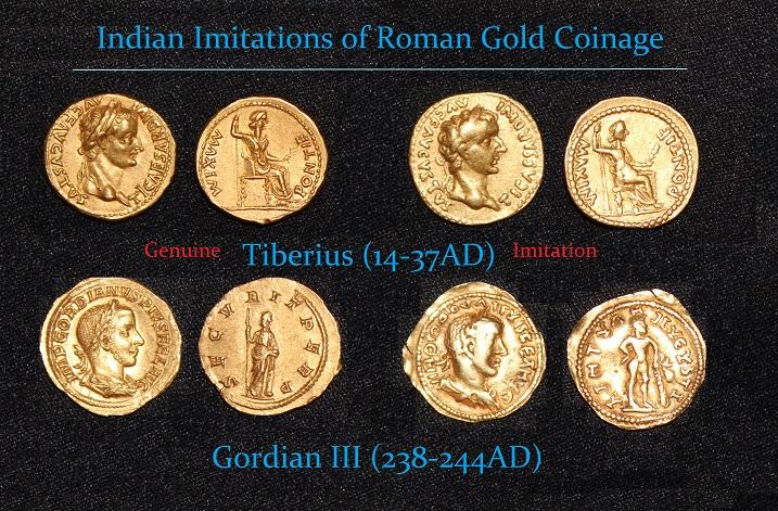 India Roman Imitations - 1r