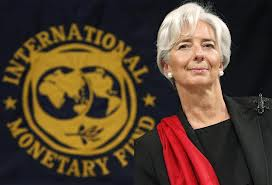 Lagarde Christine imf