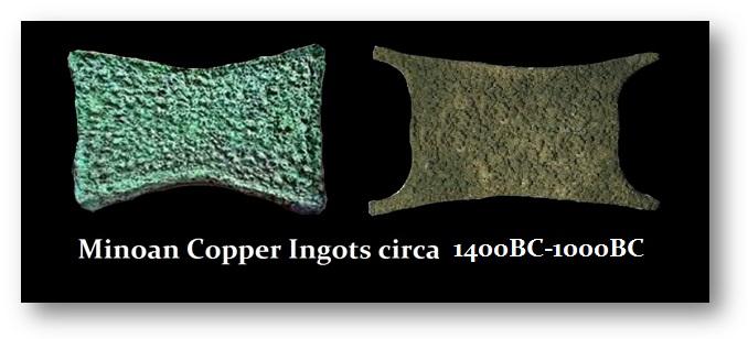 Minoan-Ingots
