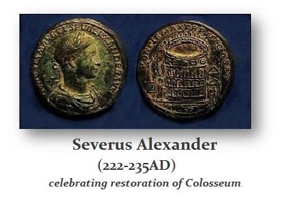 Colosseum Severus Alexander