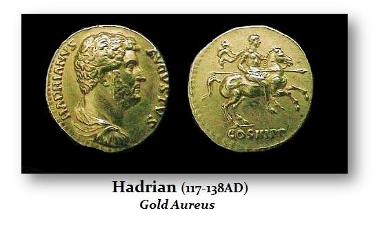 Hadrian-Aureus