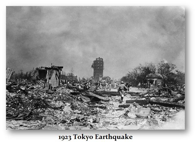 1923 Tokyo Earthquake
