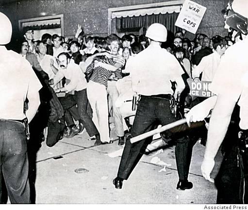 1968 Democratic Convention Police Abuse