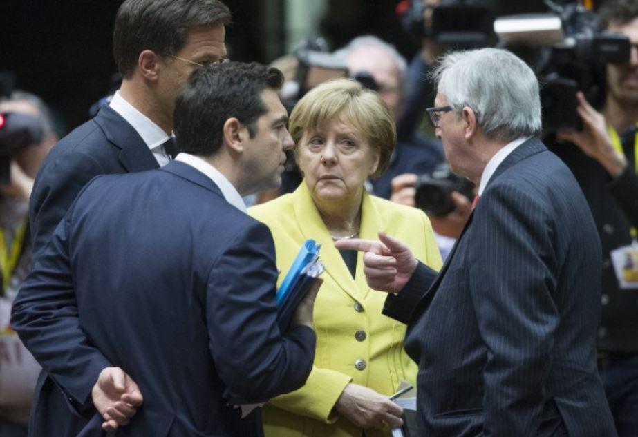 EU Prepares for Civil War