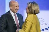 Hillary-Blankfein