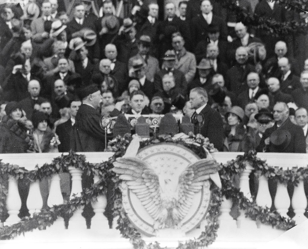 Hoover_inaugeration