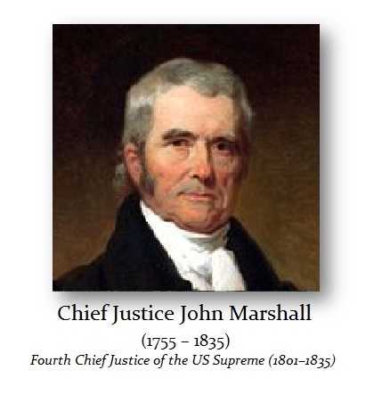 "marbury v madison s role american history and s long term The past several supreme court terms have seen a judicial revitaliza- tion of  sorts for chief justice marshall's famous directive in marbury v madison that ""it is   perez v mortg bankers ass'n, 135 s ct 1199, 1222 (2015) (thomas, j,   cranch) 137, 177 (1803), and judicial review is thought to be an important means  for."