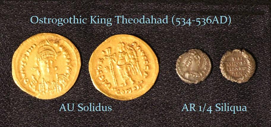 Theodahad