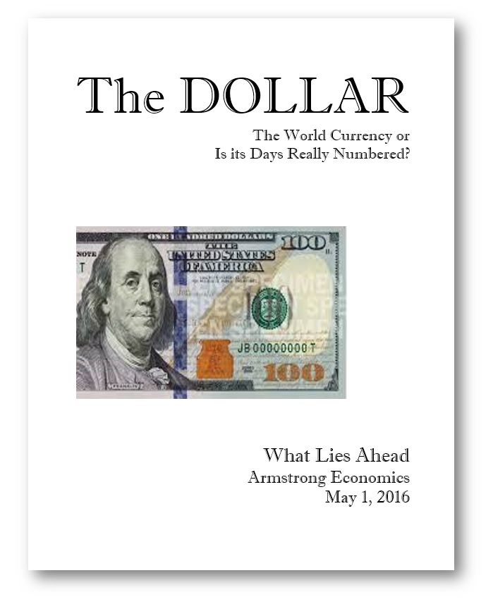 Dollar Report May 2016