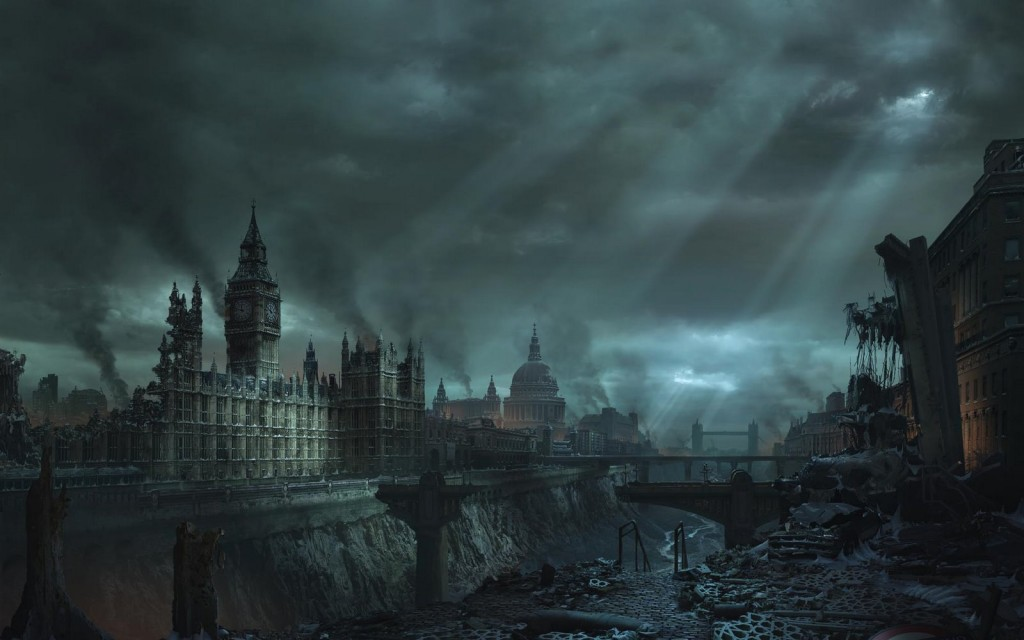 London Destroyed
