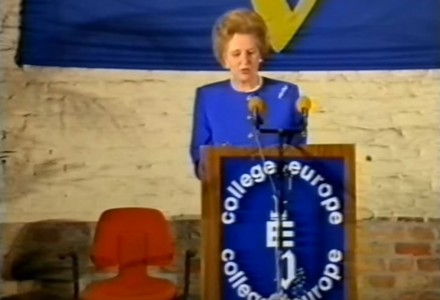 Thatcher Burgess Speech
