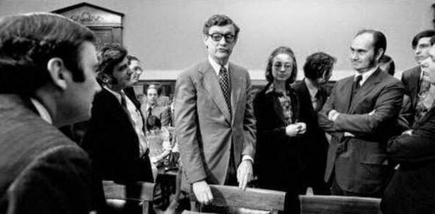 Hillary Watergate