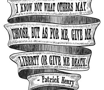 Patrick Hen ry