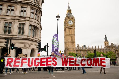 Refugeee Welcome