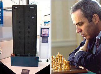 Deep Blue v Kasparov