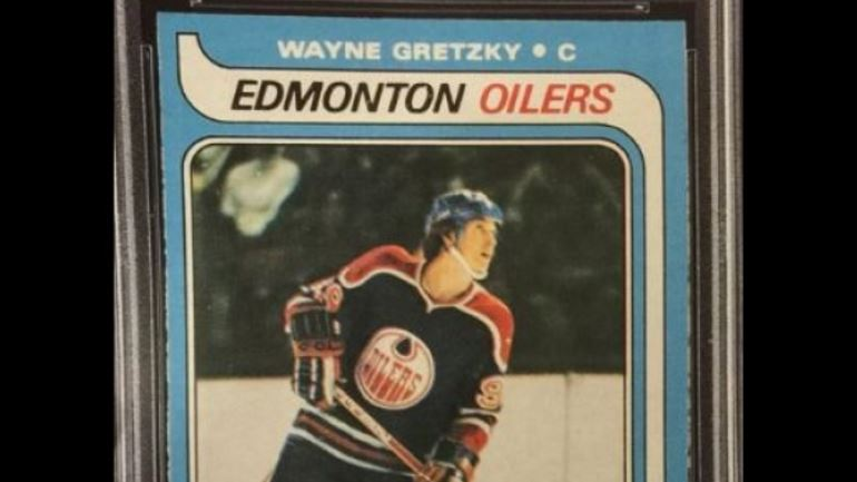 Gretzky card