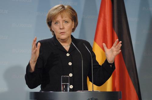 Merkel Explains