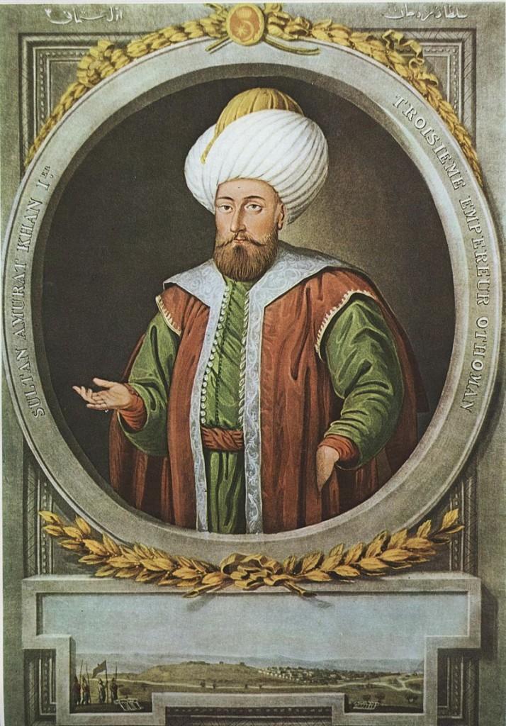 Murat_1st Sultan