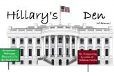 White House Hillarys Den of Thieves