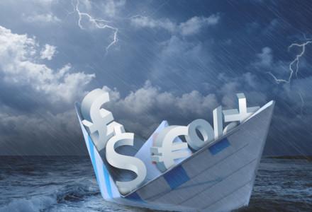 World Economy Sinking