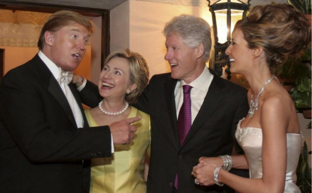 hillary-trump-weding