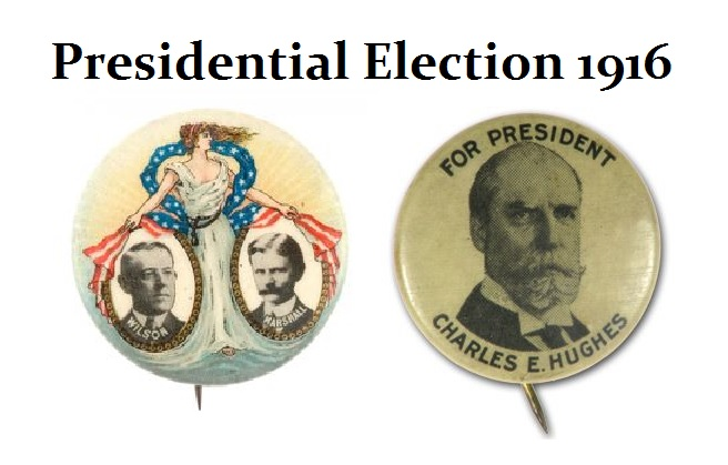 1916 US Election