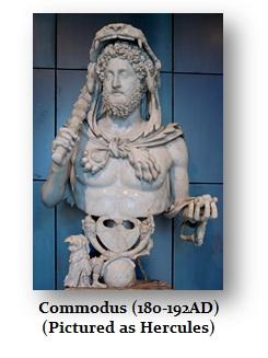 Commodus-Hercules