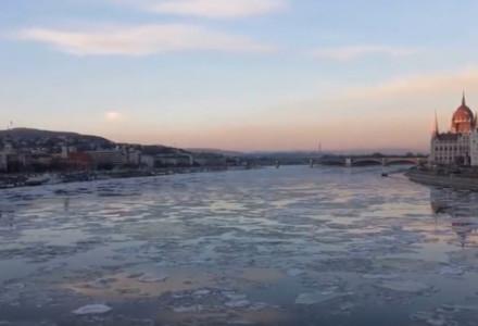 Danube Ice