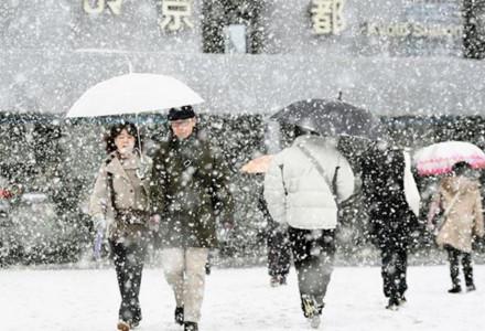 Japan Snow Jan 2017