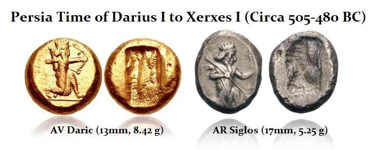 persia-darius-xerxes-coinage