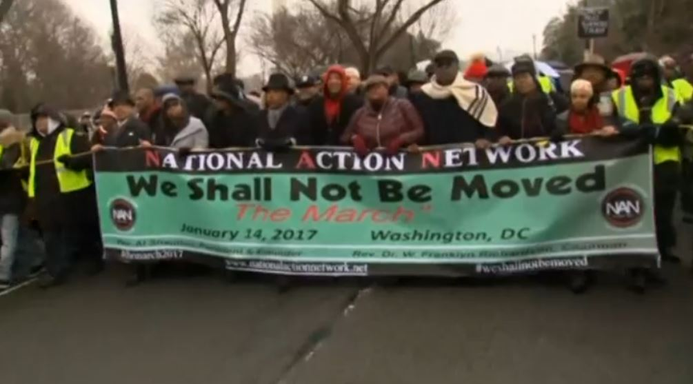 Trump DC Protests