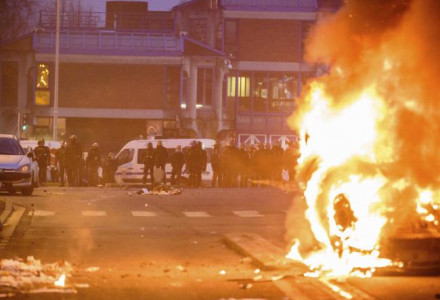2017 Paris Riots