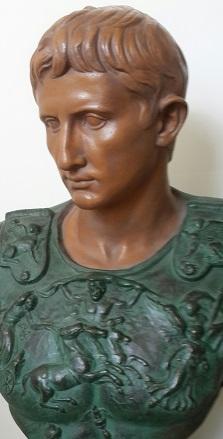 Augustus-Bust