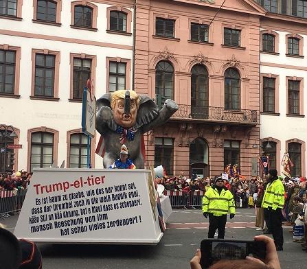 Mainz Anti-Trump