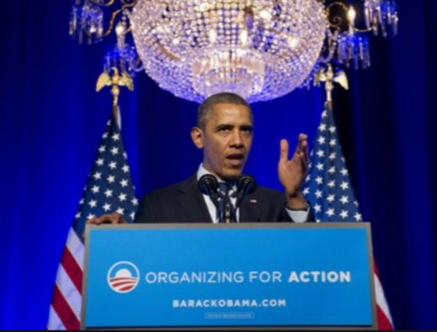 Obama - OFA