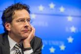 Dijsselbloem Jeron Eurogroup